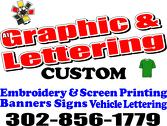 A1 Graphic & Lettering  logo